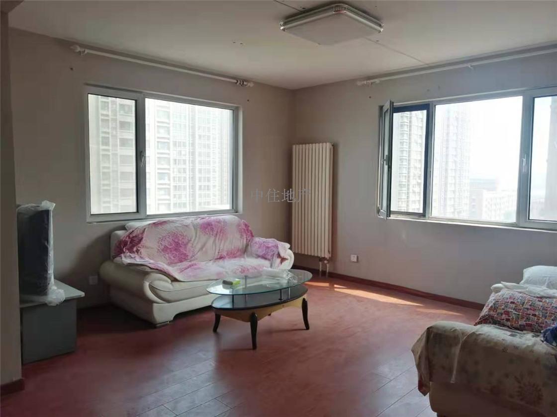 整租·建大花园小高层电梯房三居室出租,