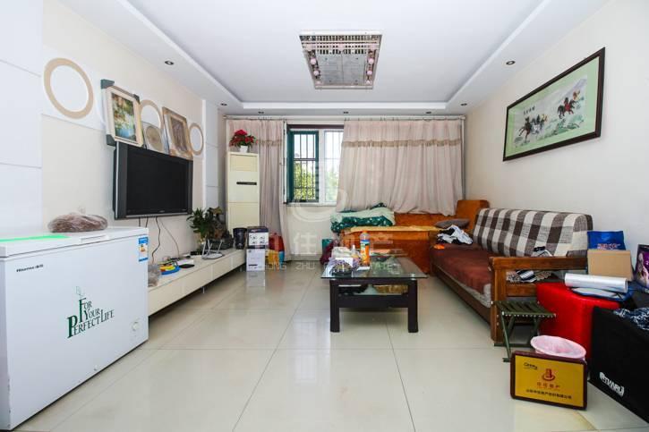 店长力推!堤口路 地铁口 花园式洋房  精装三室 两室朝阳!